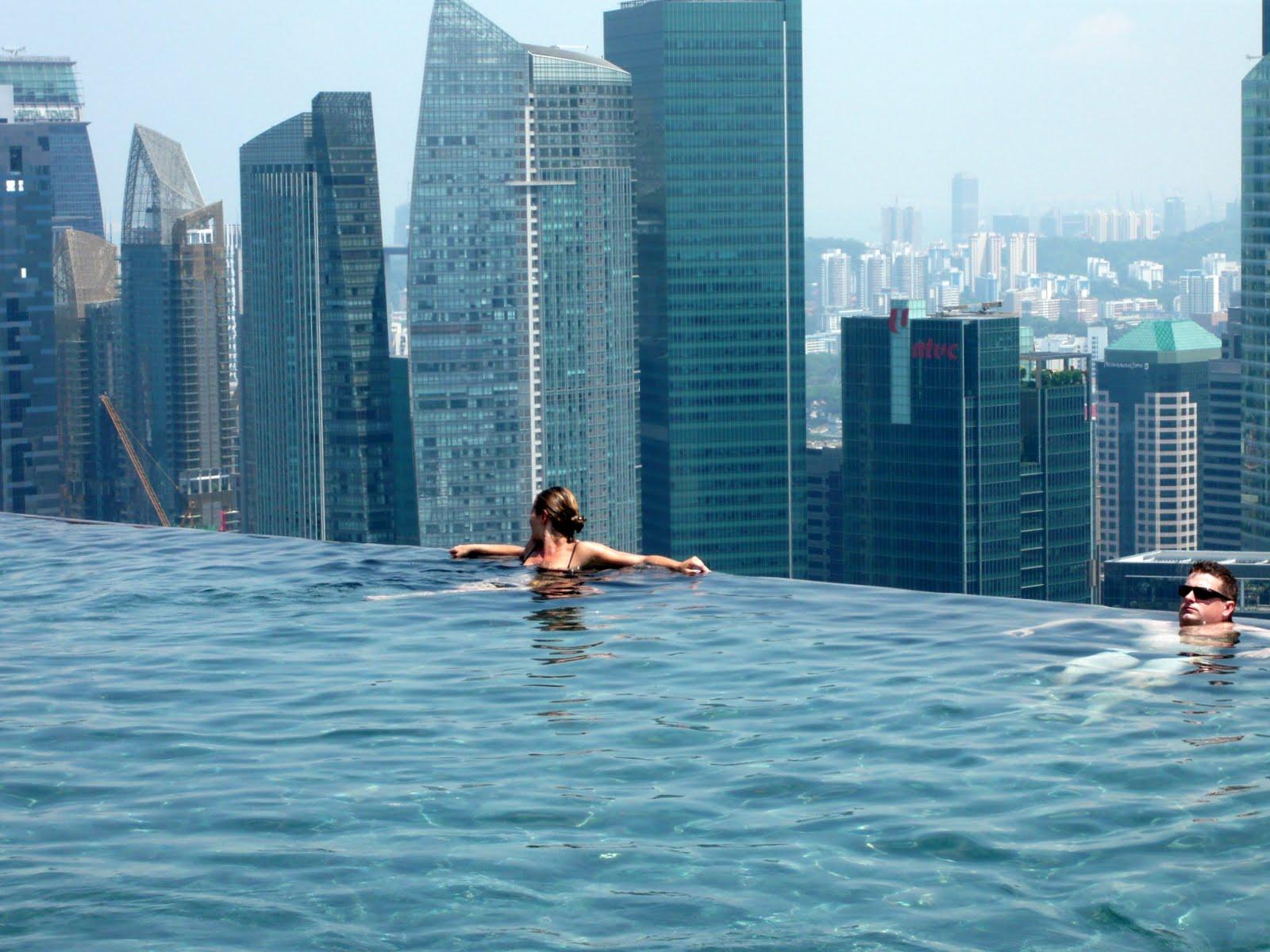 Magpie salmagundi singapura 3 - Shanghai infinity pool ...