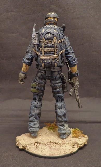 Stronox Custom Figures Call Of Duty Ghosts Thomas A Merrick