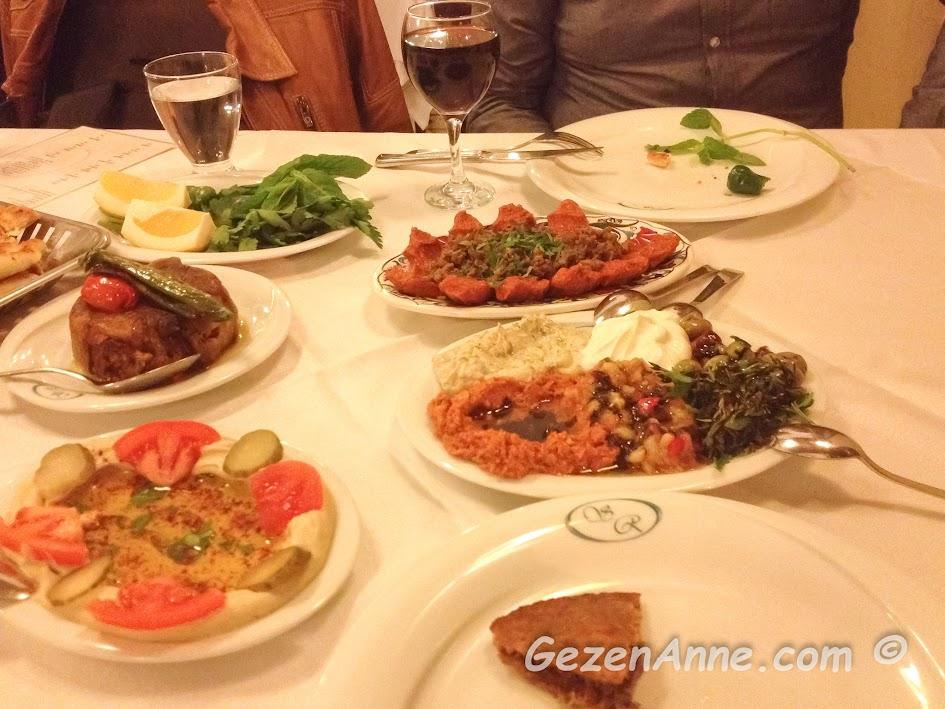 Sveyka restoranda donattığımız masa, Antakya Hatay