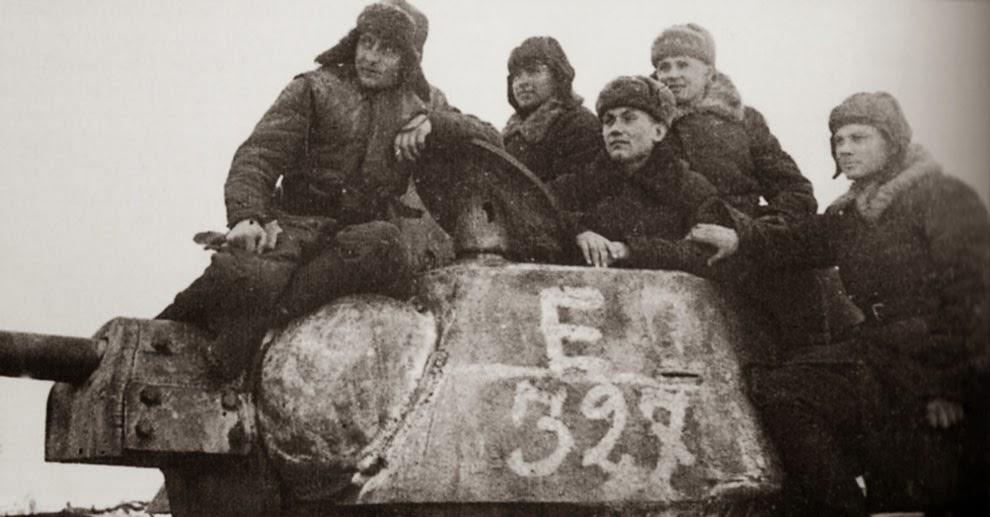 Вторая мировая война фотоархив