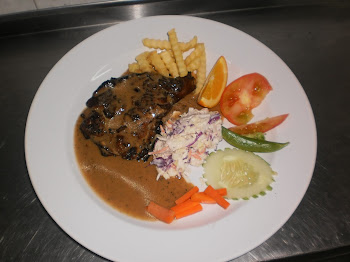 SEPINGGAN GRILLED CHICKEN STEAK