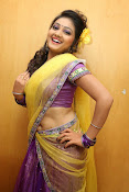 Priyanka half saree photos-thumbnail-15