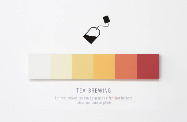 Shades of Change - Marin Dearie - Tea Brewing