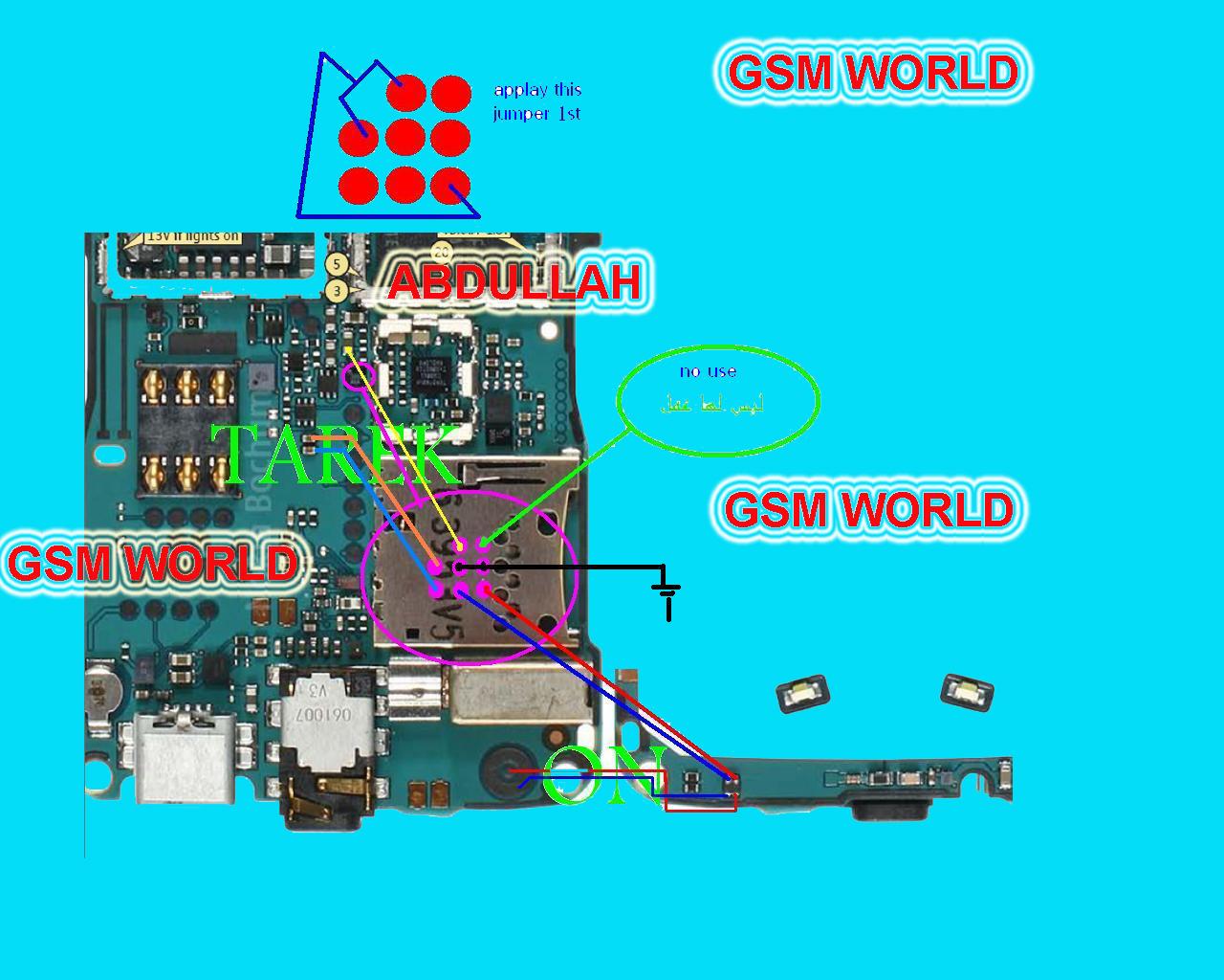 ASLOM MOBILE: Nokia 6300/3500/3110c Mic Ways Nokia 6300/3500/3110c ...