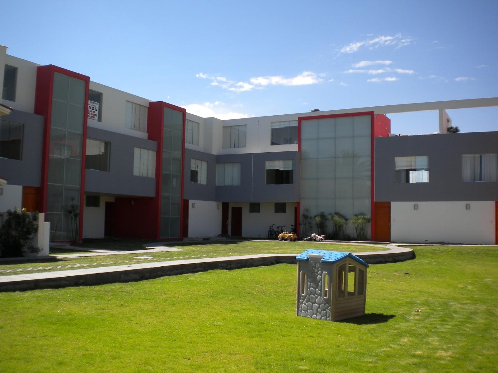 Sachaca arequipa hermosa y moderna casa en venta el for Casa quinta moderna