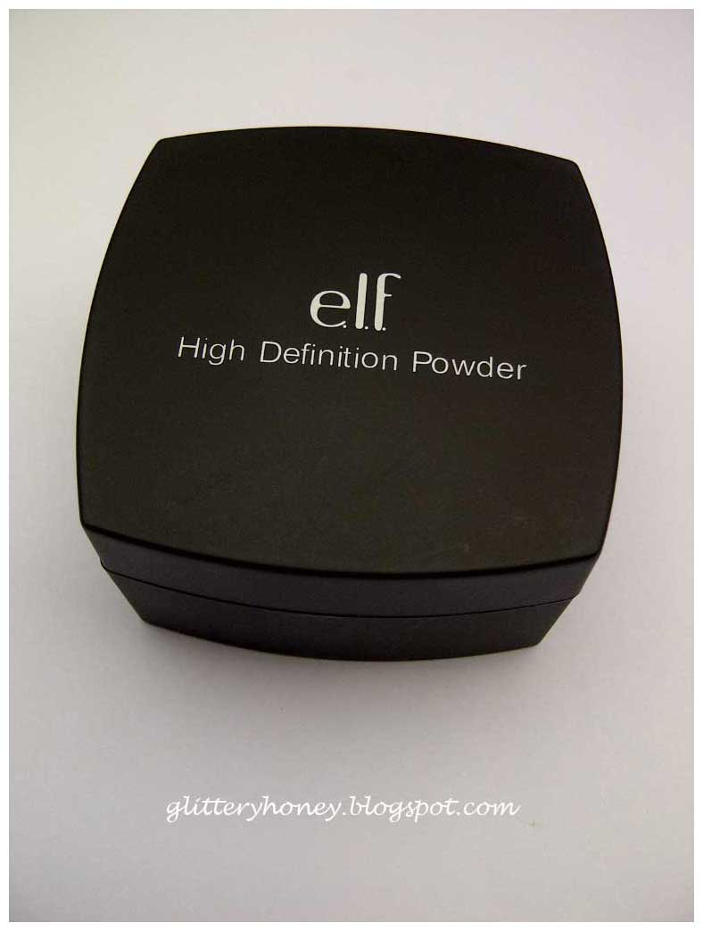Just Lovely Beauty ELF High Definition Powder