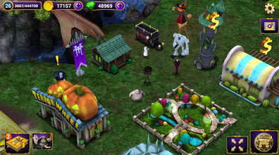 Hotel Transylvania 2 Mod Apk Data V1.1.06-screenshot-1
