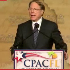 Video: NRA EVP and CEO Wayne LaPierre - Speech to CPAC 2011