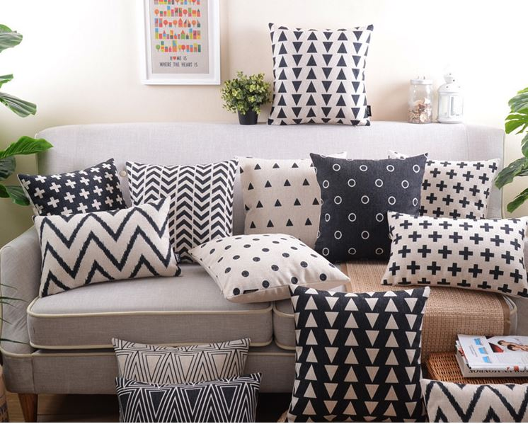 Almofadas lindas no aliexpress ricota n o derrete for Como e living room em portugues
