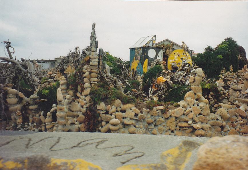 Museo del Alemán de Camelle de Camariñas