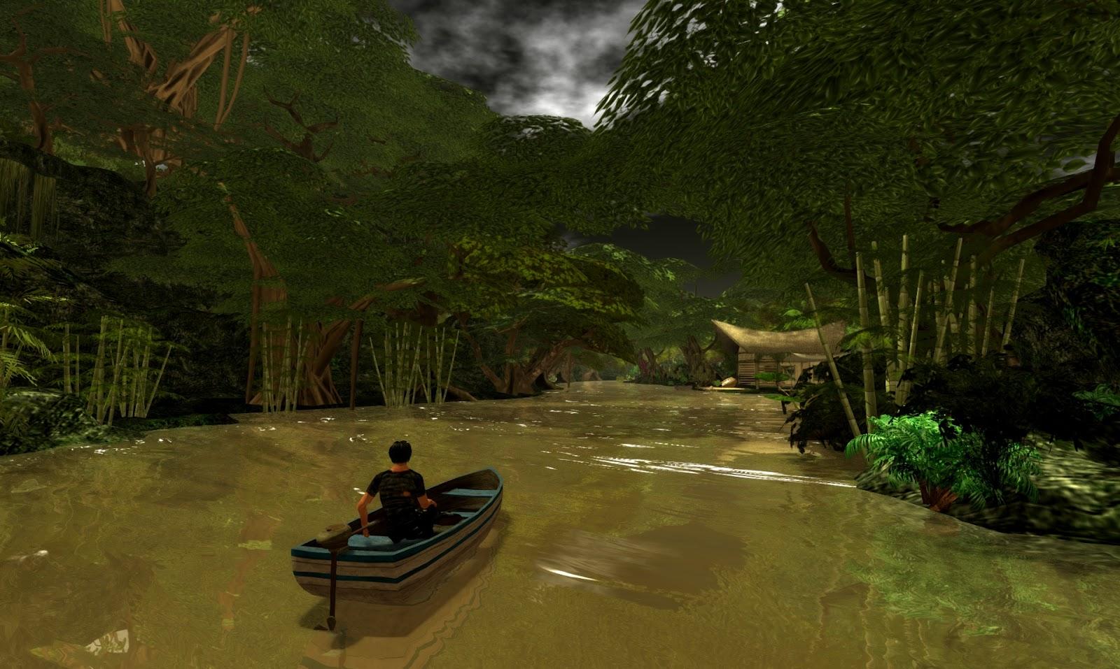 Echt virtuell simtipp amazon river for Portent g3 sl 8