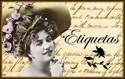 banner vintage etiquetas