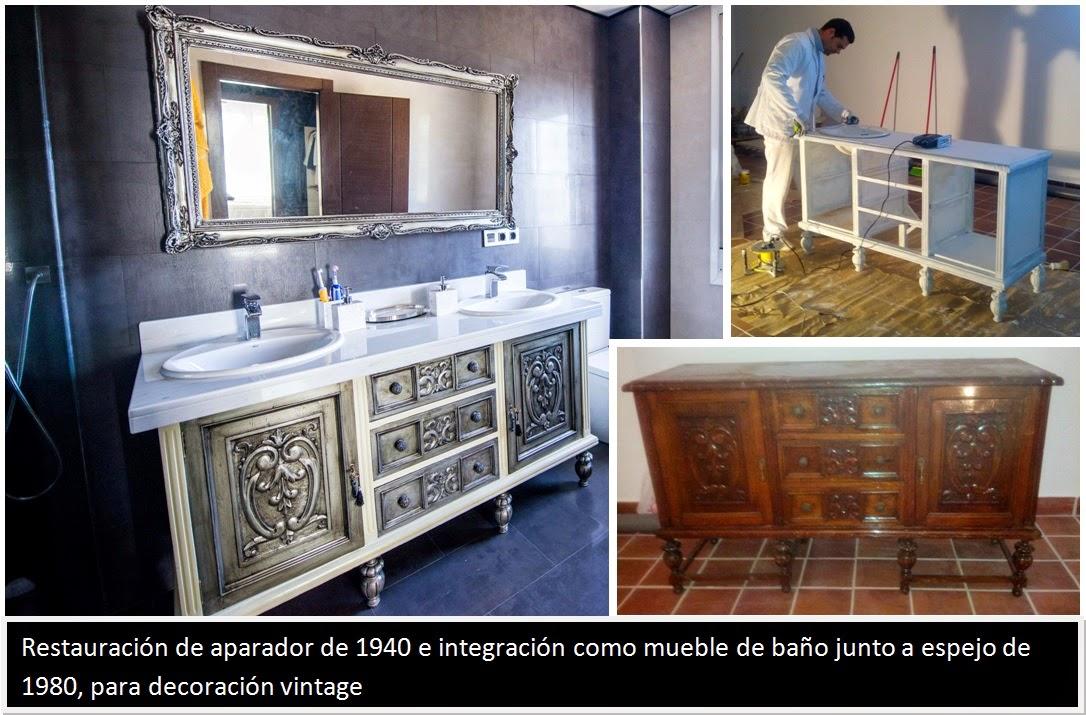 Pintores en granada p decor pintores en granada - Restauracion de muebles viejos ...