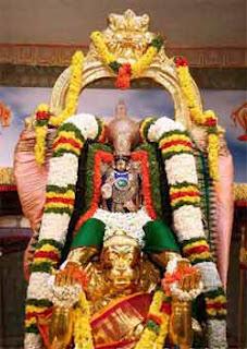 Annual Brahmotsavam 2012 tirumala