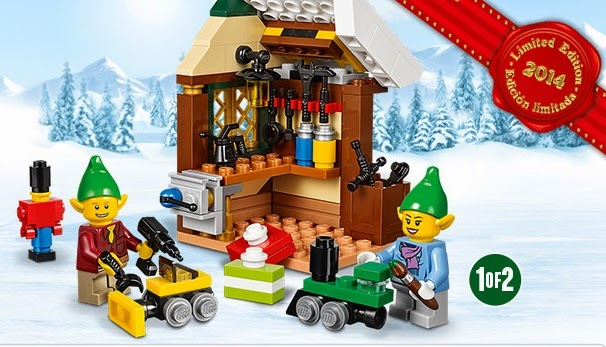 LEGO Store: Free LEGO Toy Workshop With $99 Purchase | Spend Less ...