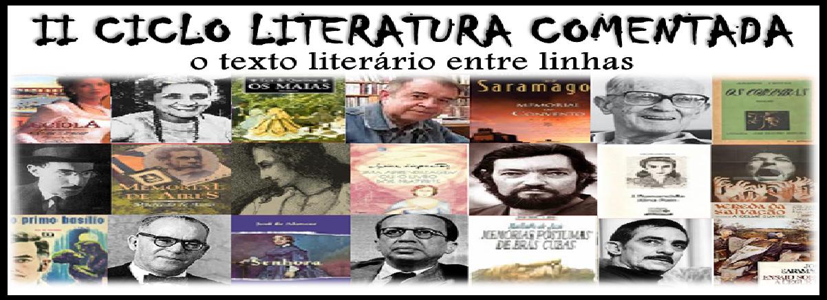 II Ciclo Literatura Comentada