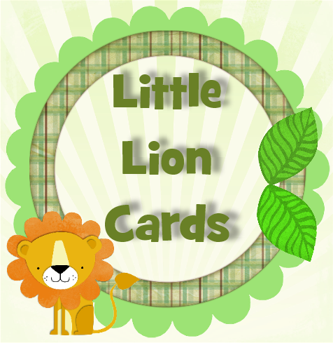 Little Lion Cards