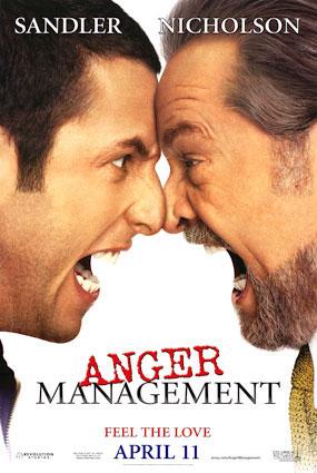 Anger management (Locos de ira) (Ejecutivo agresivo) (2003) Español Latino