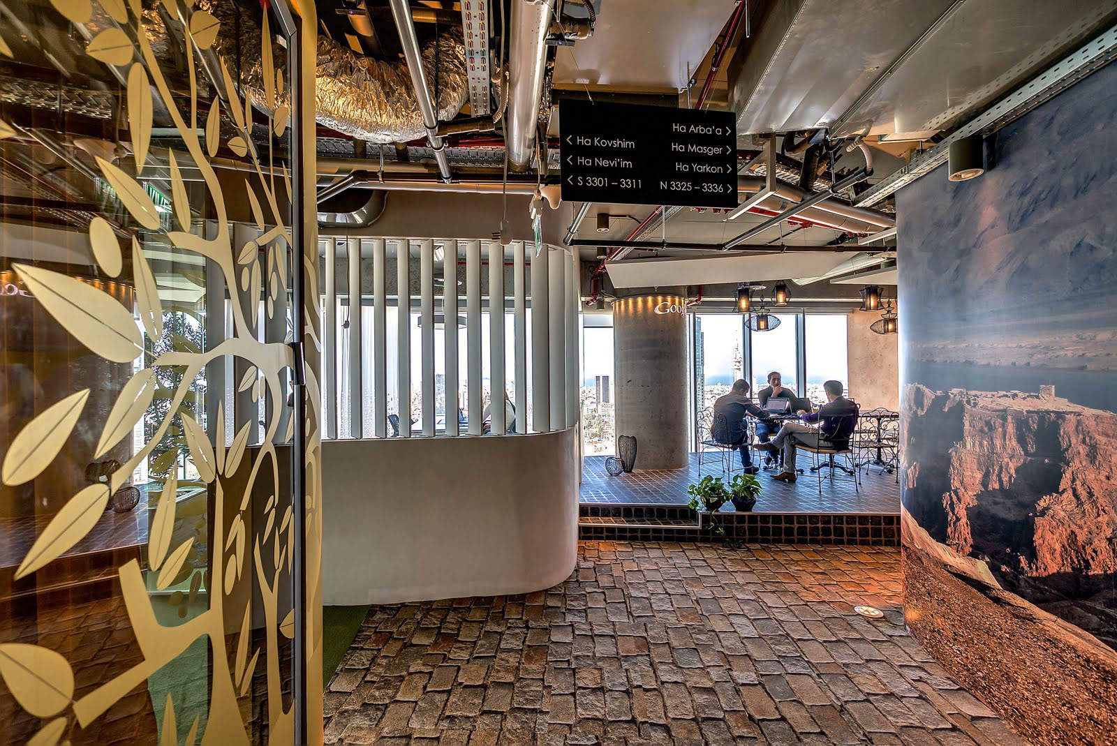 Google Israel Office In Tel Aviv Spicytec
