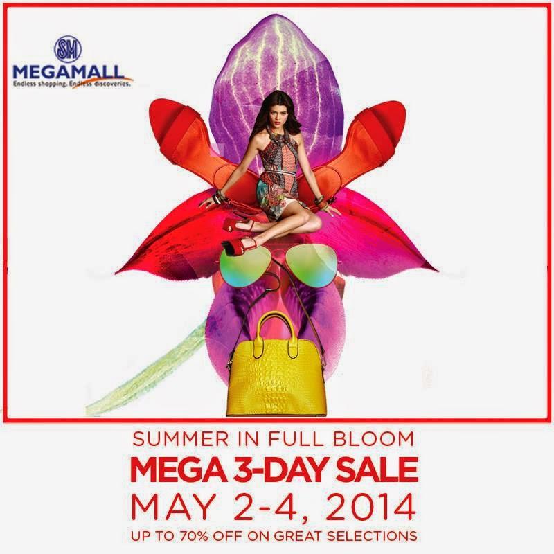 SM SuperMalls sale, SM mall sale, Mega Mall