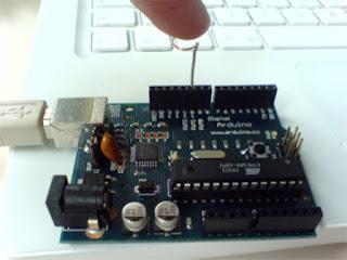 tratamento de entradas com Arduino