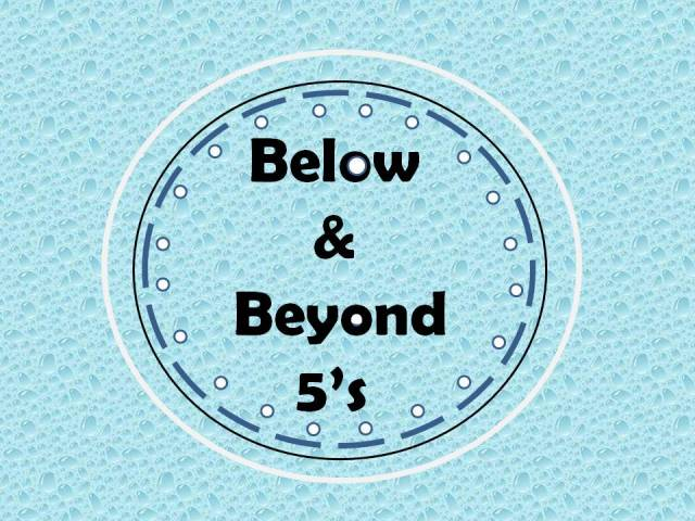 Miss Vicki's Bookkits/ Below & Beyond 5's