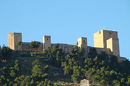 Las murallas romanas de Jaen