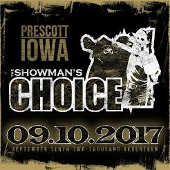 The Showman's Choice Online Sale