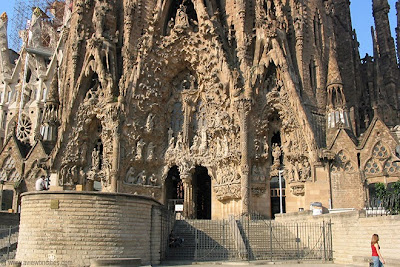 Nativity Facade, Sagrada Familia