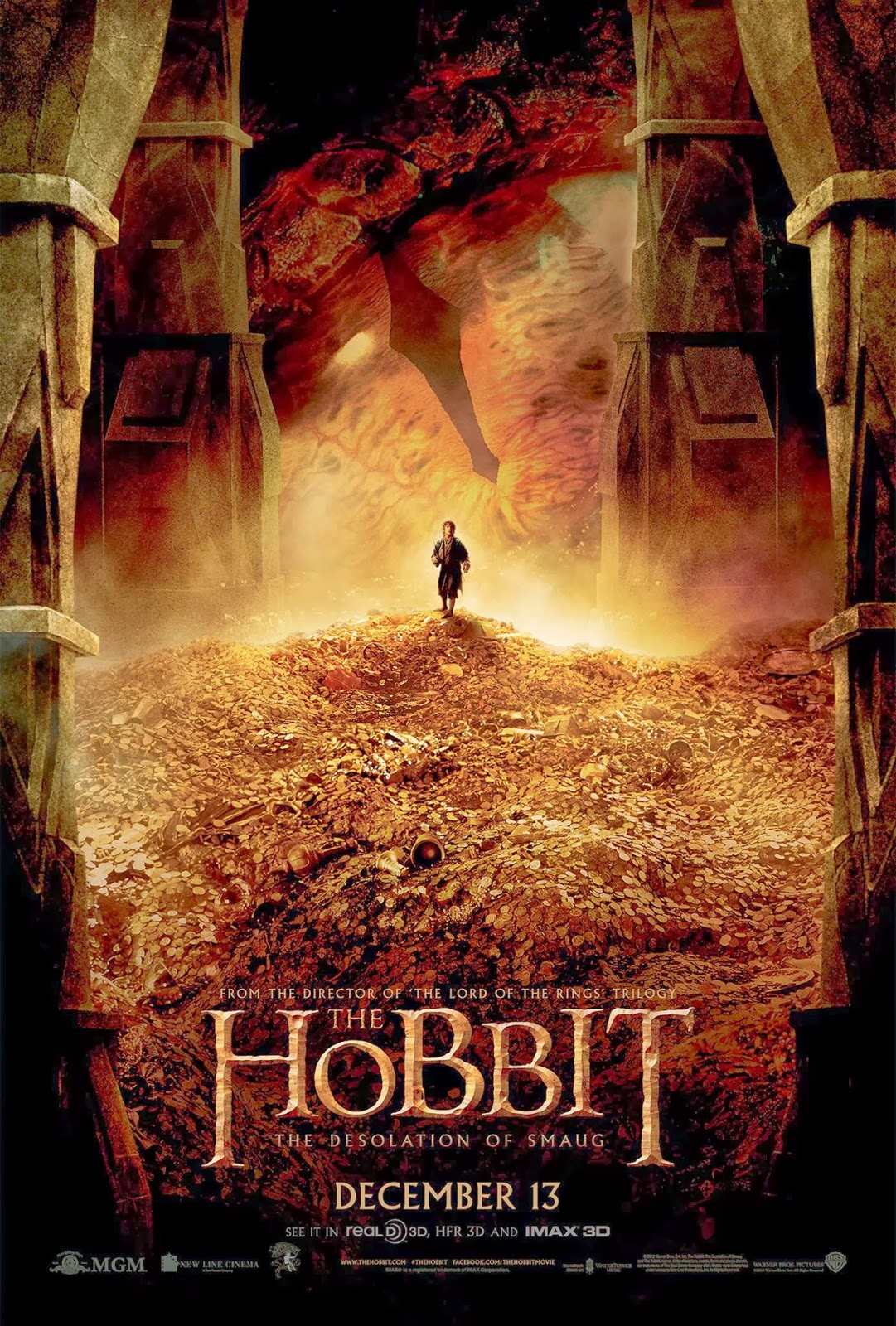 bilbo-and-smaug-eye-poster