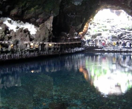Lanzarote jameos del agua - Se puede banar en los jameos del agua ...