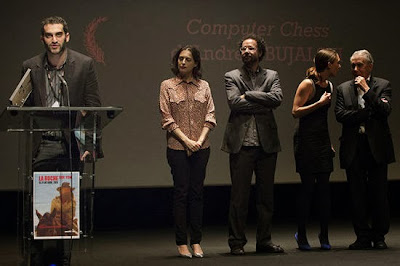 Computer chess, le film lauréat