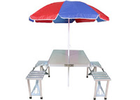 Buy Fun & Food Foldable Table at Rs 2,999 Via snapdeal:buytoearn