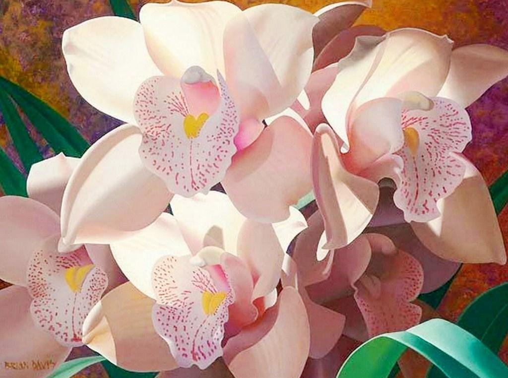 Im genes arte pinturas cuadros de flores para pintar - Imagenes para cuadros ...
