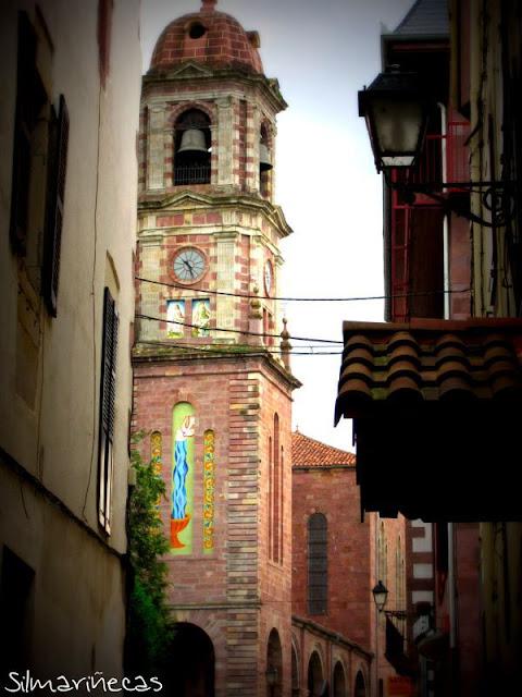 Iglesia Santiago - Elizondo - Navarra