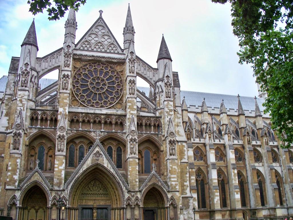Вестминистерское аббатство