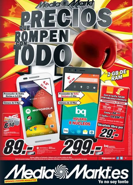 catalogo media markt del 2-10-14
