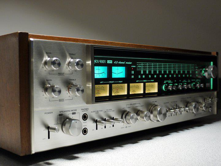 Hifi Collector Why Do 35 Year Old Receivers Sound Better