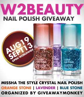 Nail Polish International Giveaway