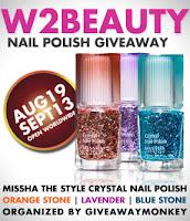 Nail Polish International Giveaway