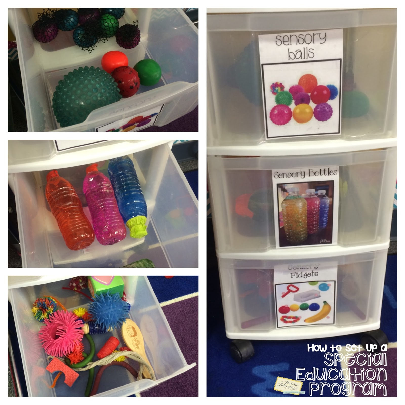 Classroom Organization Ideas For Special Education : Quot how to set up a special education program organizing