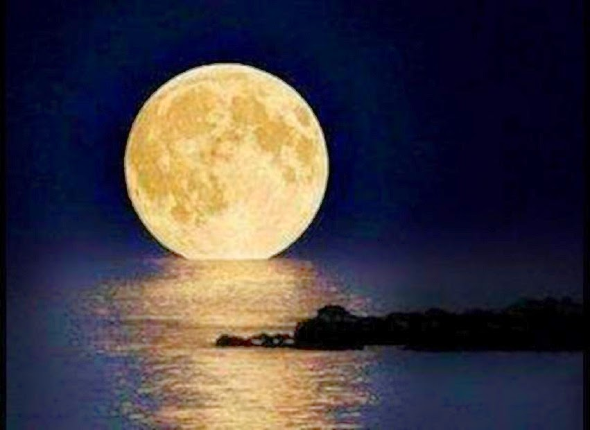القمر وتاثيره على برج الأسد