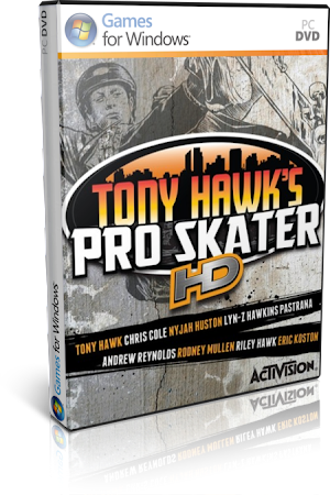 Tony Hawks Pro Skater HD [2012] [PC] [Multi Español] [iso]