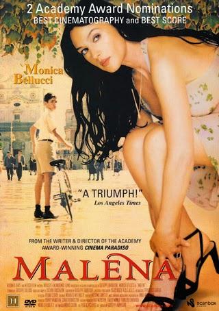 Mối Tình Đầu Của Tôi - Phim tâm lý Malèna 2000
