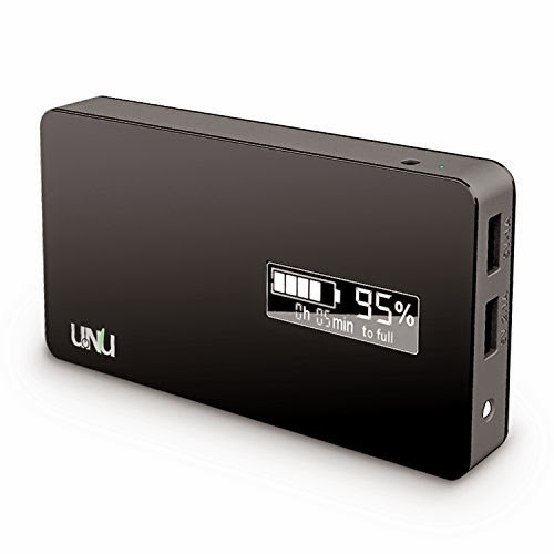UNU Ultrapak Tour 10000 mAh Portable Charger for Samsung Galaxy Note 4