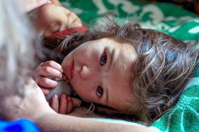 Niña sobrevivió 11 días en un bosque siberiano