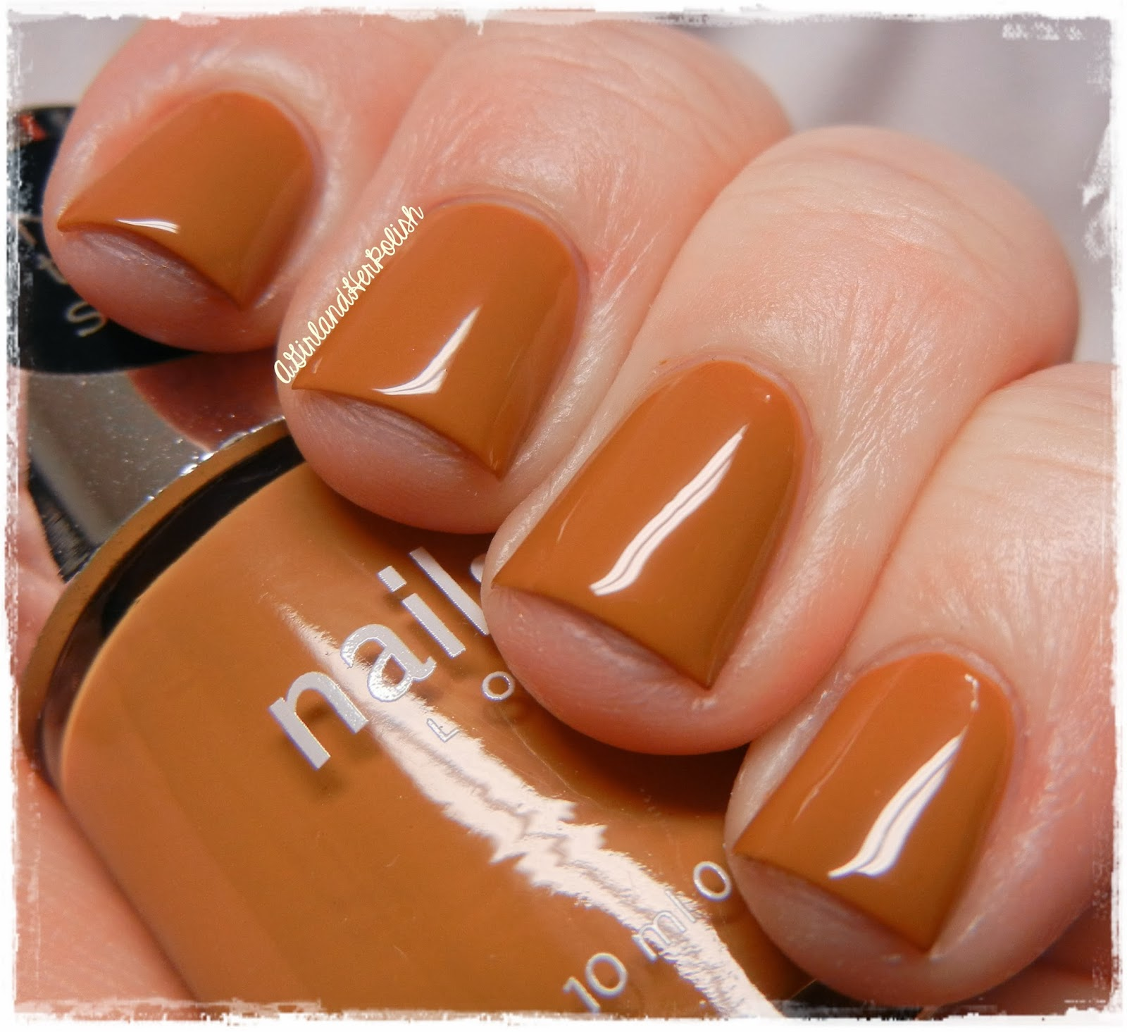 I Absolutely Love This Ugly Color It Is One Of The Best Nail Polish Shades Have Ever Seen