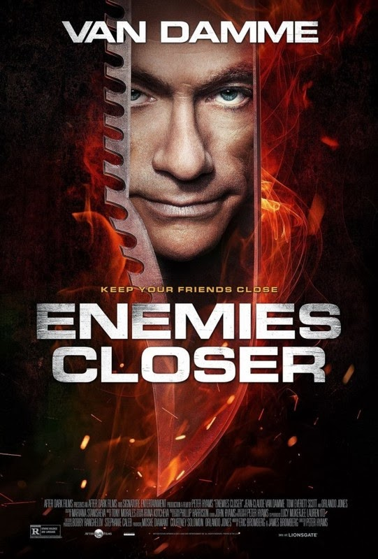 capa Download   Enemies Closer   DVDRip (2013)