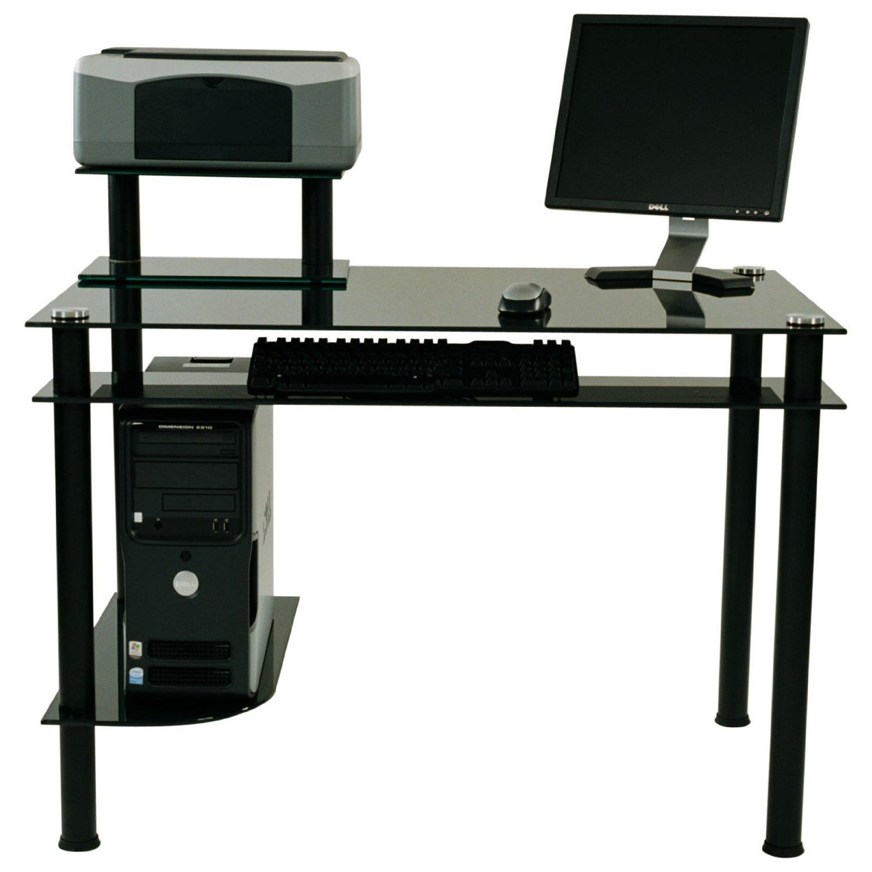 Black Desk Small Black Desk