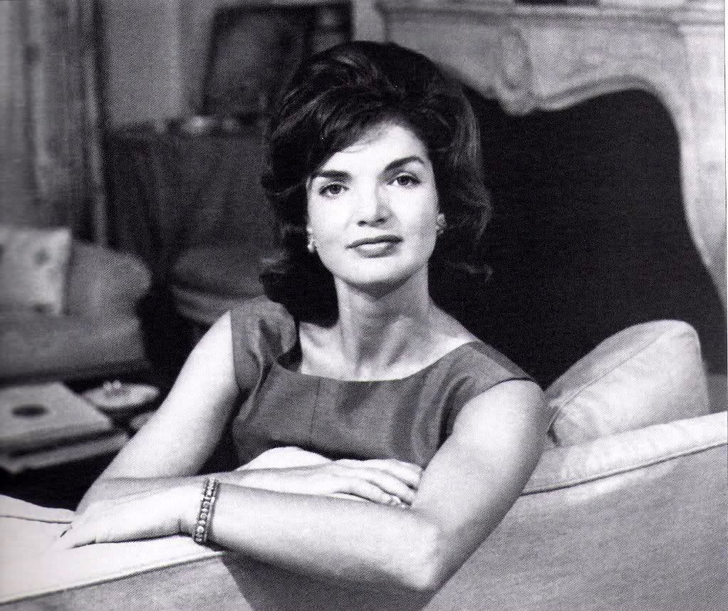 A Slice of Cheesecake: Jackie Kennedy (an election day ...